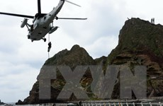 Hàn Quốc bác phản đối của Nhật Bản về nghiên cứu gần đảo tranh chấp