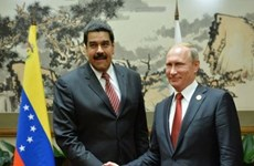 Nga ủng hộ Venezuela giải quyết hòa bình các vấn đề nội bộ