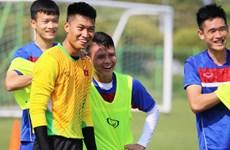 Phát động cuộc thi Đồng hành cùng đội tuyển U20 Việt Nam