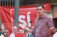 Đảng đối lập tại Tây Ban Nha chính thức có thủ lĩnh mới