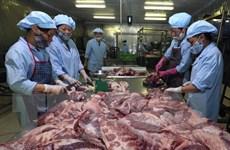 Chia sẻ kinh nghiệm quản lý an toàn thực phẩm chuỗi giá trị thịt lợn