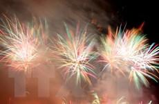 Bữa tiệc ánh sáng đầy bất ngờ trên bầu trời sông Hàn
