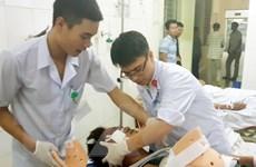 Quảng Ninh: 7 người bị thương trong vụ thang máy bị đứt cáp