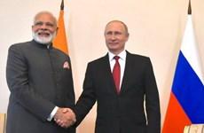 Thủ tướng Modi: Quan hệ Ấn-Nga ổn định, chưa bao giờ suy giảm