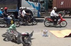 Bình Dương: Tai nạn giao thông liên hoàn khiến 3 người thương vong