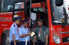 Tổ chức bốn đoàn liên ngành kiểm tra trật tự, an toàn giao thông
