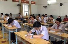 Kỳ thi tuyển sinh lớp 10 tại TP.HCM diễn ra an toàn, nghiêm túc