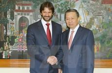 Tăng cường hợp tác giữa Bộ Công an Việt Nam và Bộ Nội vụ Slovakia