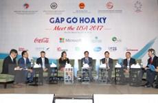 Thúc đẩy quan hệ thương mại đầu tư giữa Việt Nam và Hoa Kỳ