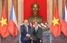 Nâng cao hơn nữa hiệu quả hoạt động thương mại Việt Nam-CH Séc