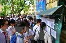 Học sinh lớp 10 Hà Nội được dự tuyển song bằng theo chuẩn quốc tế