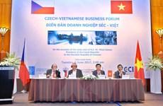 Việt Nam là một trong 12 thị trường xuất khẩu chiến lược của Séc