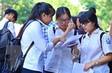 Kỳ thi vào lớp 10 công lập tại Hà Nội: Đề thi bám sát chương trình