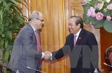 Quan hệ đối tác kinh tế Việt Nam-Australia sẽ phát triển mạnh mẽ