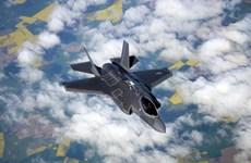 Mỹ dừng bay hàng chục chiến đấu cơ F-35 sau sự cố cung cấp oxy