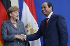 Ai Cập và Đức thúc đẩy hợp tác về kinh tế và chống khủng bố