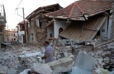 Đã có thương vong trong trận động đất mạnh tại Thổ Nhĩ Kỳ, Hy Lạp