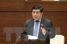Chính phủ nhận trách nhiệm trong chậm trễ giải ngân vốn đầu tư công