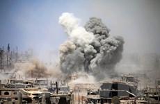 Mỹ hoan nghênh lệnh ngừng bắn 48 giờ ở miền Nam Syria
