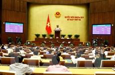 Kỳ họp thứ 3 Quốc hội khóa XIV: Đổi mới, hành động vì lợi ích nhân dân