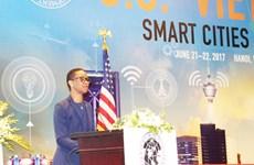 Việt Nam và Hoa Kỳ hợp tác phát triển đô thị thông minh
