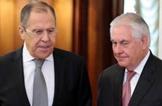 Ngoại trưởng Nga và Mỹ điện đàm thảo luận về tình hình Ukraine