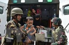 Philippines tuyên bố ngừng bắn nhân đạo tại thành phố Marawi