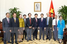 Việt Nam và Lào tăng cường hợp tác phát triển trên lĩnh vực y tế