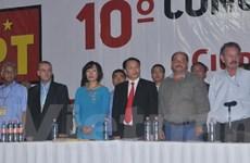 Tăng cường hợp tác giữa Đảng Cộng sản Việt Nam và đảng Lao động Mexico
