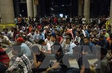 Malaysia bắt giữ hơn 1.000 lao động nước ngoài bất hợp pháp