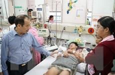 Hơn 9.100 ca mắc sốt xuất huyết nhập viện tại TP. Hồ Chí Minh