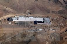 Tesla xây nhà máy dự trữ điện bằng pin lithium-ion lớn nhất thế giới