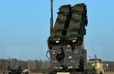 Mỹ lần đầu tiên điều tên lửa phòng không tân tiến đến biển Baltic