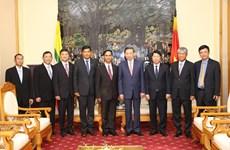 Tăng cường hợp tác an ninh giữa hai nước Việt Nam và Myanmar