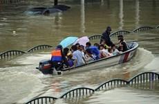 Mưa lũ kéo dài tại Trung Quốc làm tám người thiệt mạng