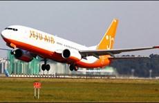 Trung Quốc cấp phép cho 2 chuyến bay của hãng hàng không Jeju Air