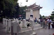 Ngã Ba Đồng Lộc đón trên 134.000 lượt khách tham quan