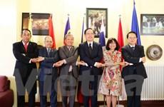 Việt Nam hoàn thành xuất sắc nhiệm kỳ Chủ tịch ACR tại Italy