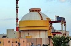 Ấn Độ-Nga sẽ ký 3 thỏa thuận xây dựng 2 lò phản ứng hạt nhân mới