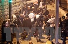 Căng thẳng tại Jerusalem: Xung đột chưa được tháo ngòi