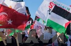 Thổ Nhĩ Kỳ: Tuần hành phản đối các biện pháp của Israel ở Al-Aqsa