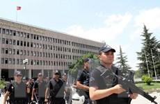 Thổ Nhĩ Kỳ bắt giữ hơn 1.000 người trong đợt truy quét khủng bố