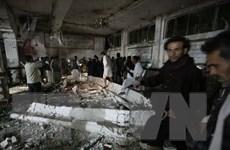 Vụ tấn công đền thờ Hồi giáo ở Afghanistan: Thương vong tăng mạnh