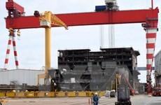 Pháp, Italy tìm giải pháp phân chia sở hữu xưởng đóng tàu STX