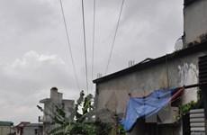 Hà Nội cam kết di chuyển đường dây điện trung thế tới vị trí an toàn
