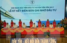 Quảng Ninh: Gần 1.000 tỷ đồng đầu tư vào huyện miền núi Tiên Yên