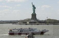 Lượng khách quốc tế đến Mỹ giảm lần đầu tiên kể từ năm 2009
