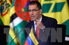 """Venezuela bác bỏ tuyên bố đe dọa sử dụng """"vũ lực"""" của Mỹ"""