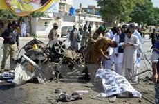 Nổ lớn tại trạm xe buýt ở Pakistan, hàng chục người thương vong