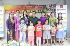 Phát triển phong trào học tiếng Việt trong người Việt Nam ở nước ngoài
